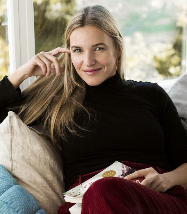 Copyright: Fotograf Astrid Waller for KK. Journalist Birgitte Hoff Lysholm.