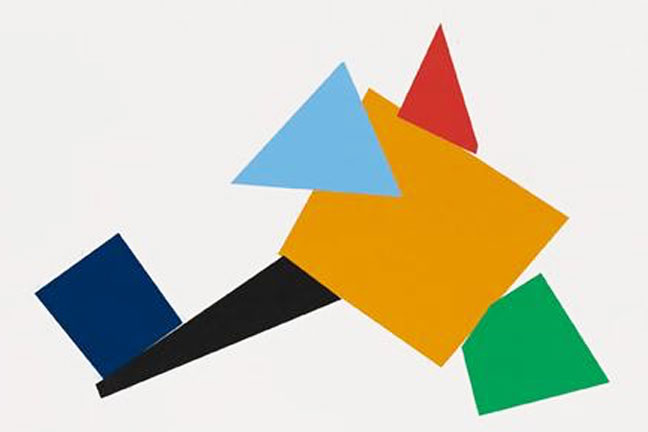 Joel Shapiro  Maquettes and Multiples   July 3 - August 2, 2014