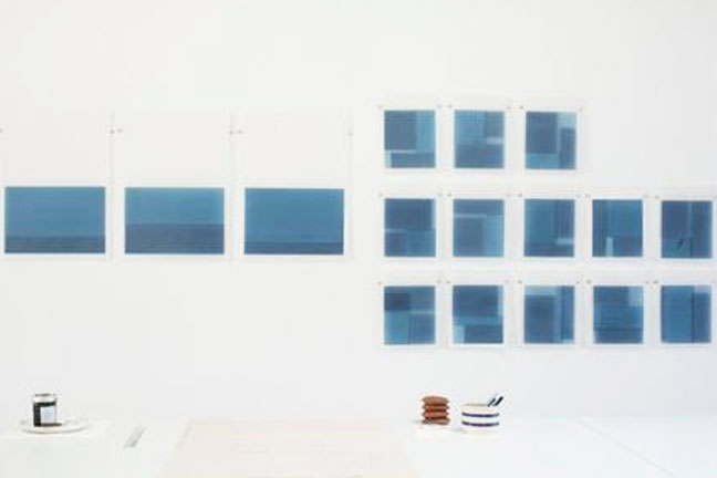Julia Mangold   Works on Paper   May 1 - 31, 2014