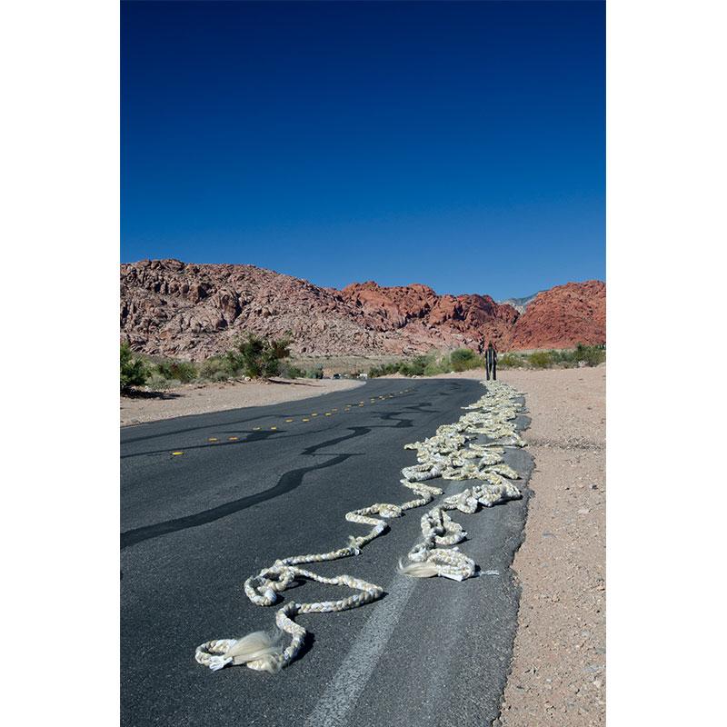 "Road , 2011 digital c-print 48 x 32"" image 49 x 33"" framed Edition of 3, 2AP  Inquire >"