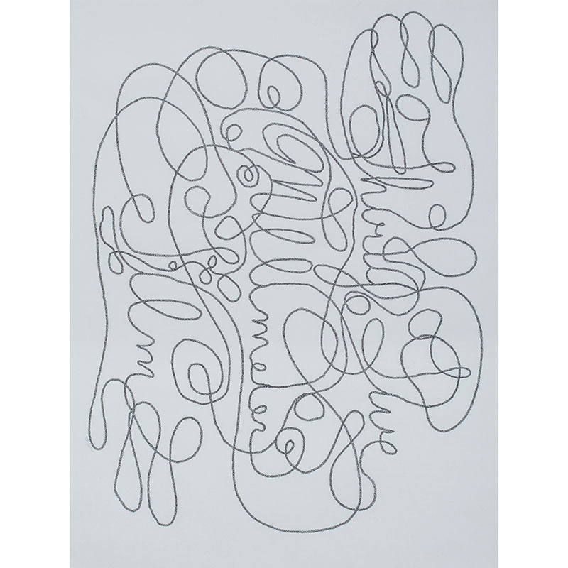 """Thirty Five Millimeter Film , 2012 ink on paper 24 x 18"""" paper 28 x 22"""" framed  Inquire >"""