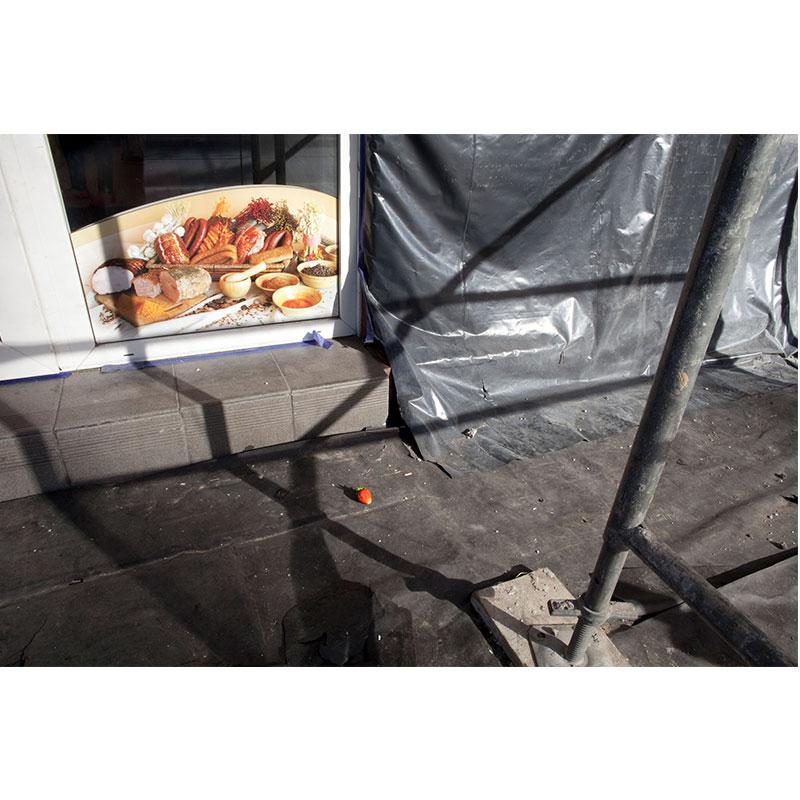 "Warsaw XV , 2016 pigment inkjet print 12 x 18"" image 20.25 x 26.25"" framed  Inquire >"