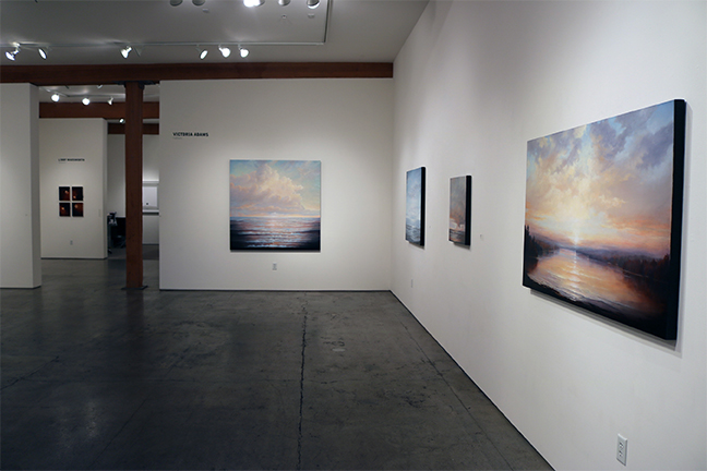 Fathom  recent paintings January 5 - 28, 2017