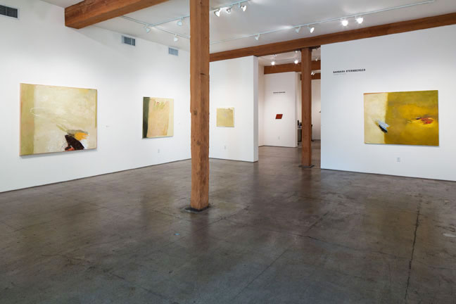 Barbara Sternberger   Invisible Presence  April 7 - 30, 2016