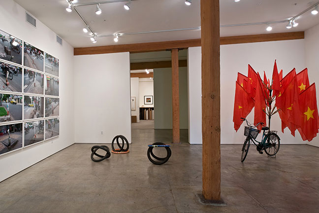Dinh Q. Lê   Signs and Signals from the Periphery  May 7 - 30, 2009