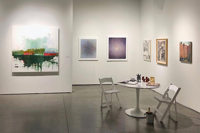 Seattle Art Fair Group Exhibition August 2 - 5, 2018