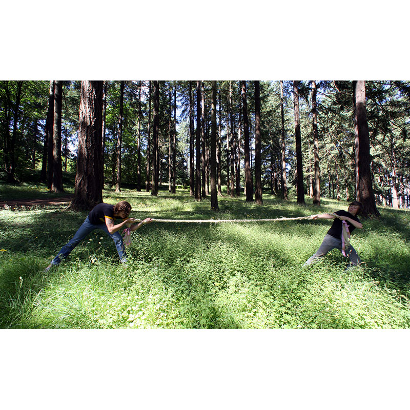 """Kelly and Dave , 2006 lenticular photograph 26 x 43"""" framed Edition of 5  Inquire >"""