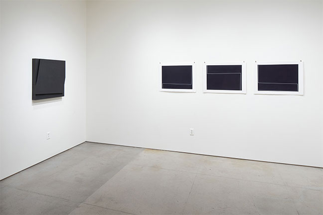 Julia Mangold   New Works on Paper  February 7 - March 30, 2019