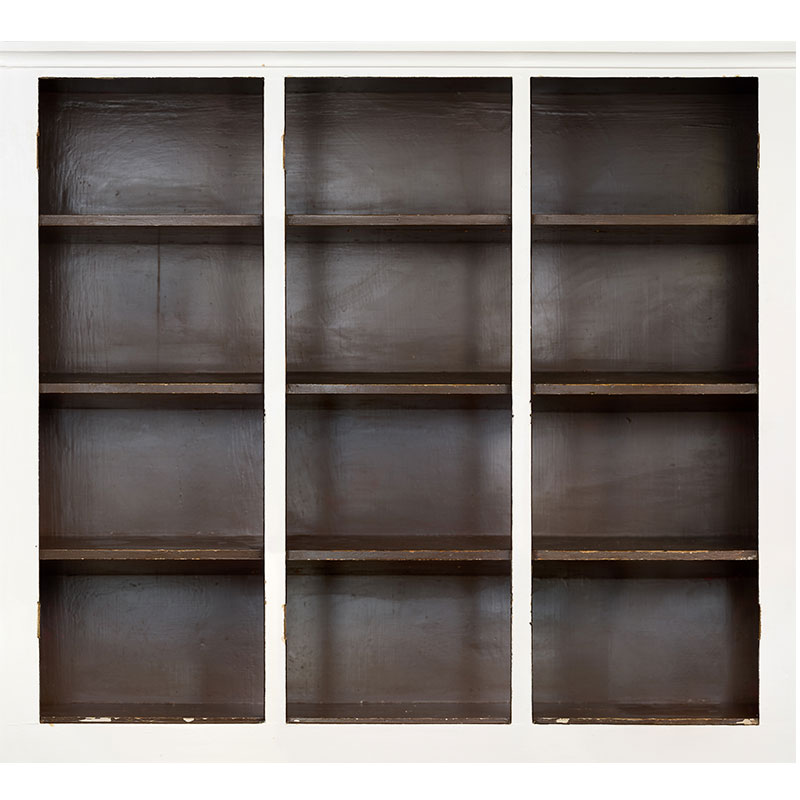 "Cabinet , 2013 photographic construction, archival inkjet print 59 x 65"" image Edition of 3, 2AP  Inquire >"