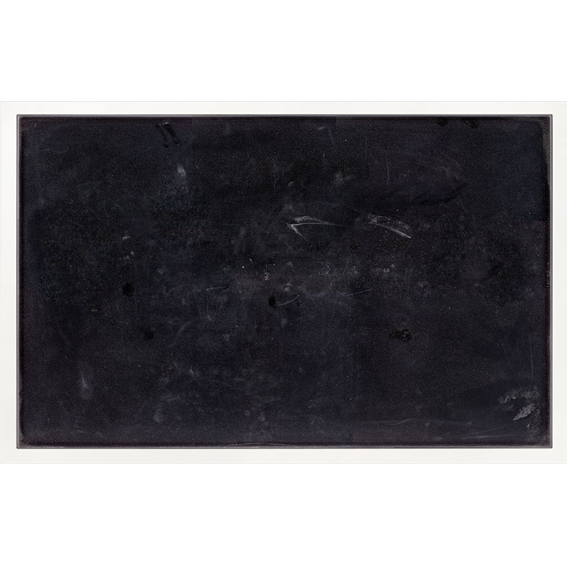 "Untitled  (dark iMac), 2011 photographic construction, archival inkjet print 59 x 92"" image Edition of 3, 2AP  Inquire >"