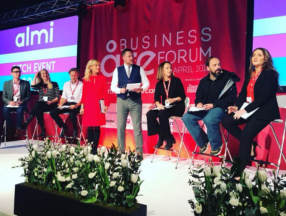 "The winner ""Mitt Käk"" received 100.000 SEK. The panelists Finn Persson/Spintop Ventures, Tarja Zu dem Berge/ALMI, Hans Victor/Victor & Victor, Ann Grevelius/GP Bullhound, Carl Silbersky/Mionix, Ronja Koepke/Investpodden, Angel investor."
