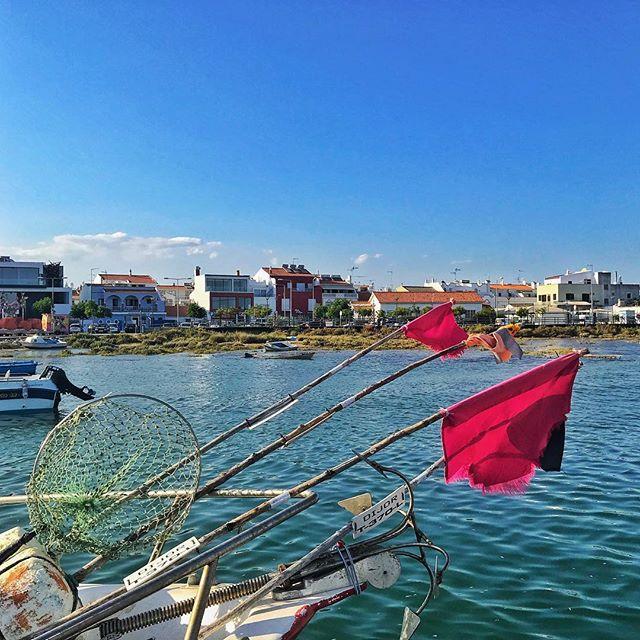 🌊 Day on the water . . . #tavira #cabanasdetavira #portugal #algarve #boats #travel #travelphotograpy