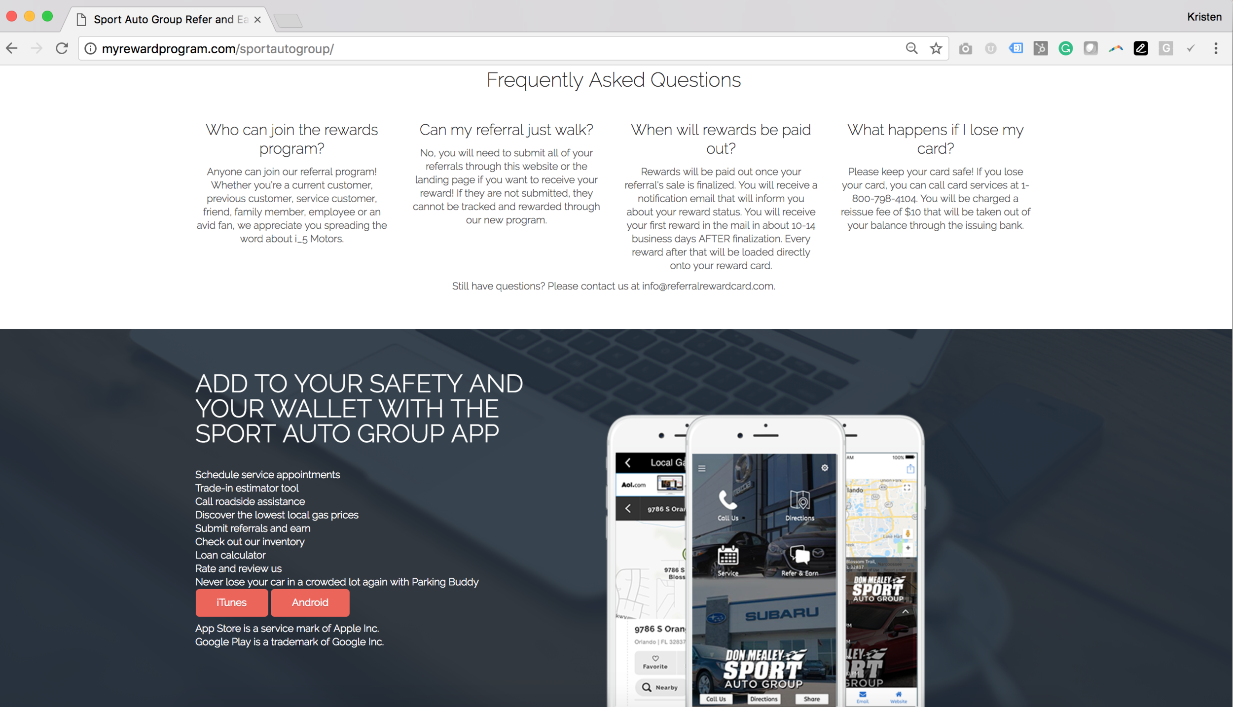 Smartphone App Promotion