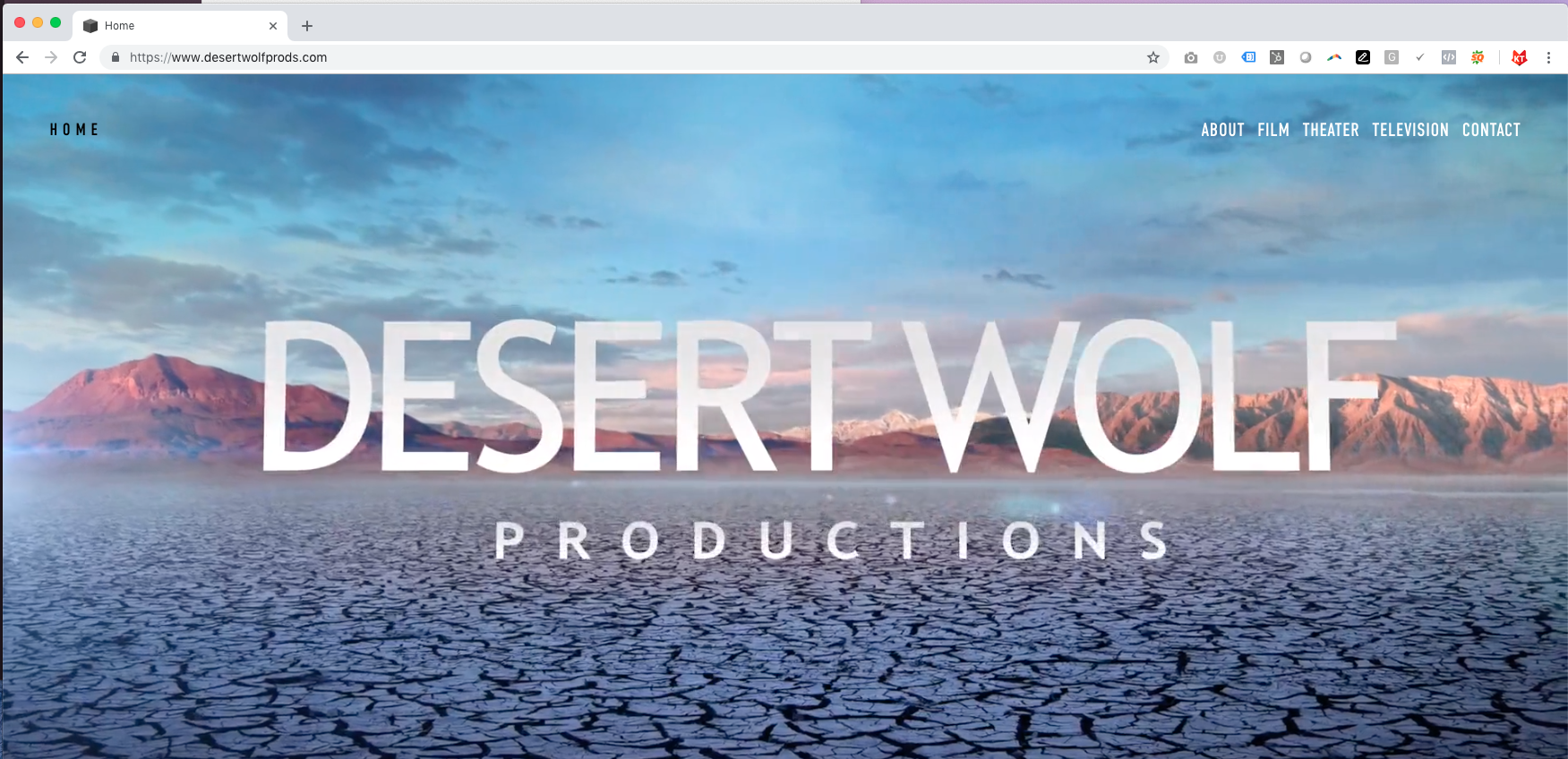 Desert Wolf Productions