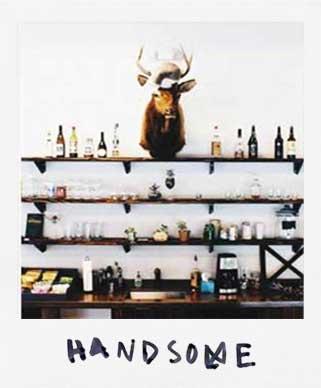 Handsome -