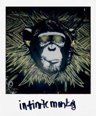 Infinite Monkey Theorem -