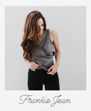 Frankie Jean - Designer