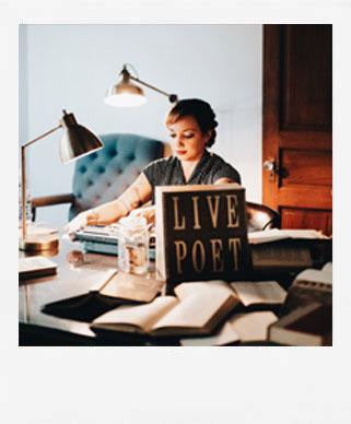 Violet Vela - Live Poet