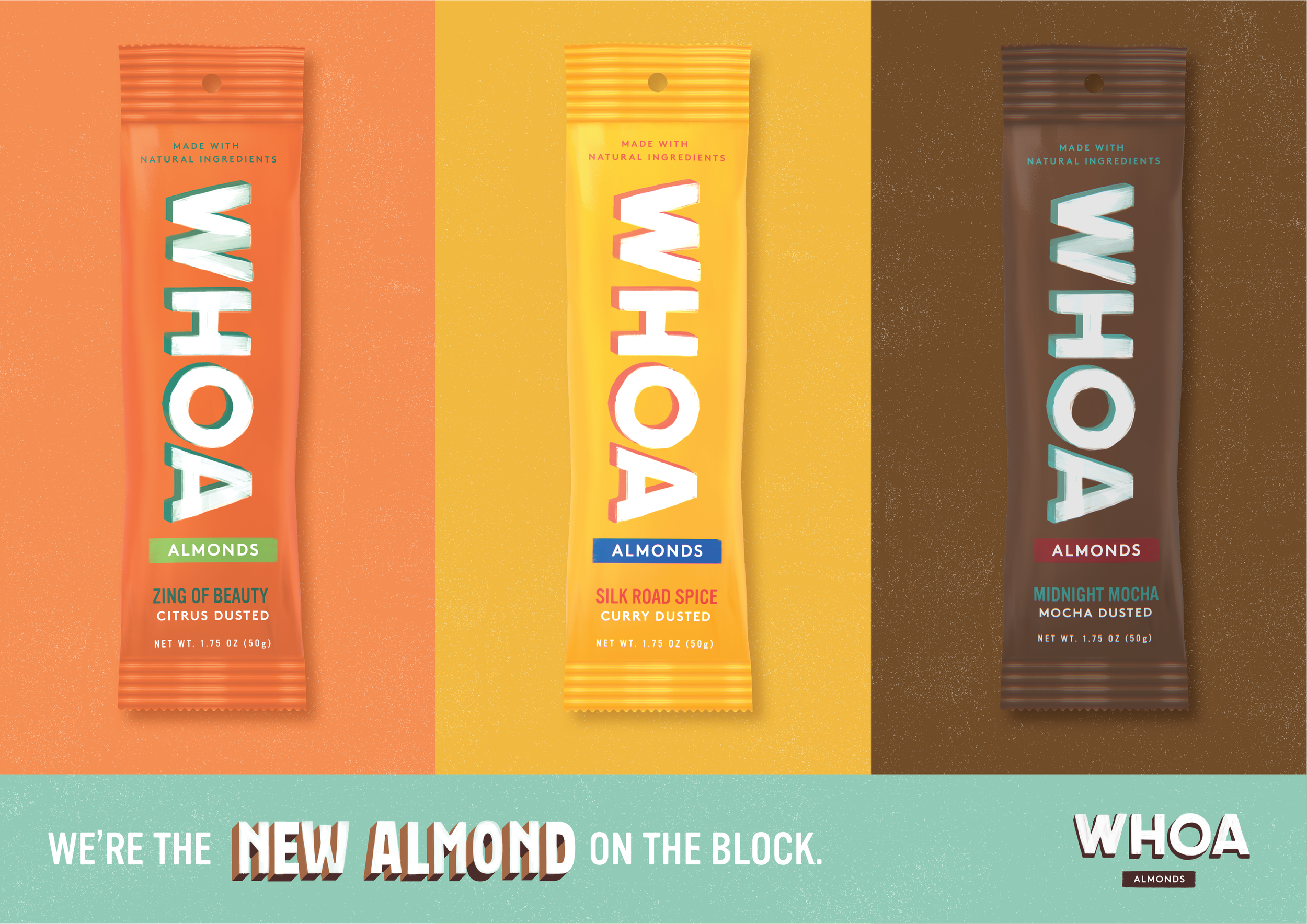 WHOA Almonds