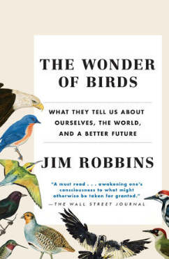 March's book:   The Wonder of Birds   ,  by Jim Robbins