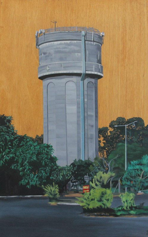 dianella water tower