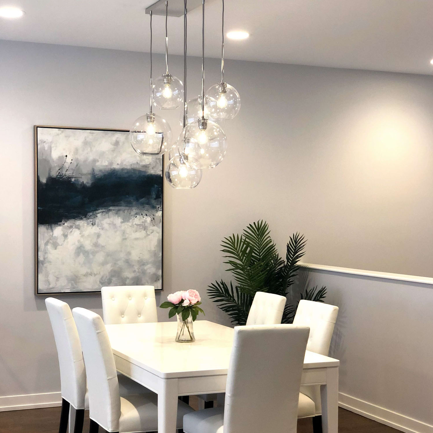 Whittaker Interiors Contemporary Dining Room