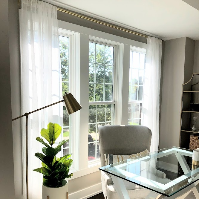Whittaker Interiors Sunny Office