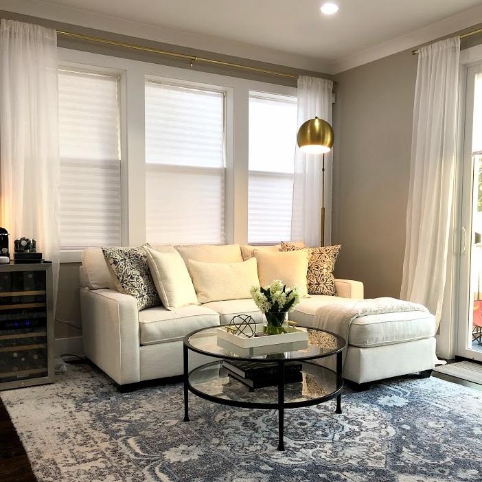 Whittaker Interiors Albany Living Room