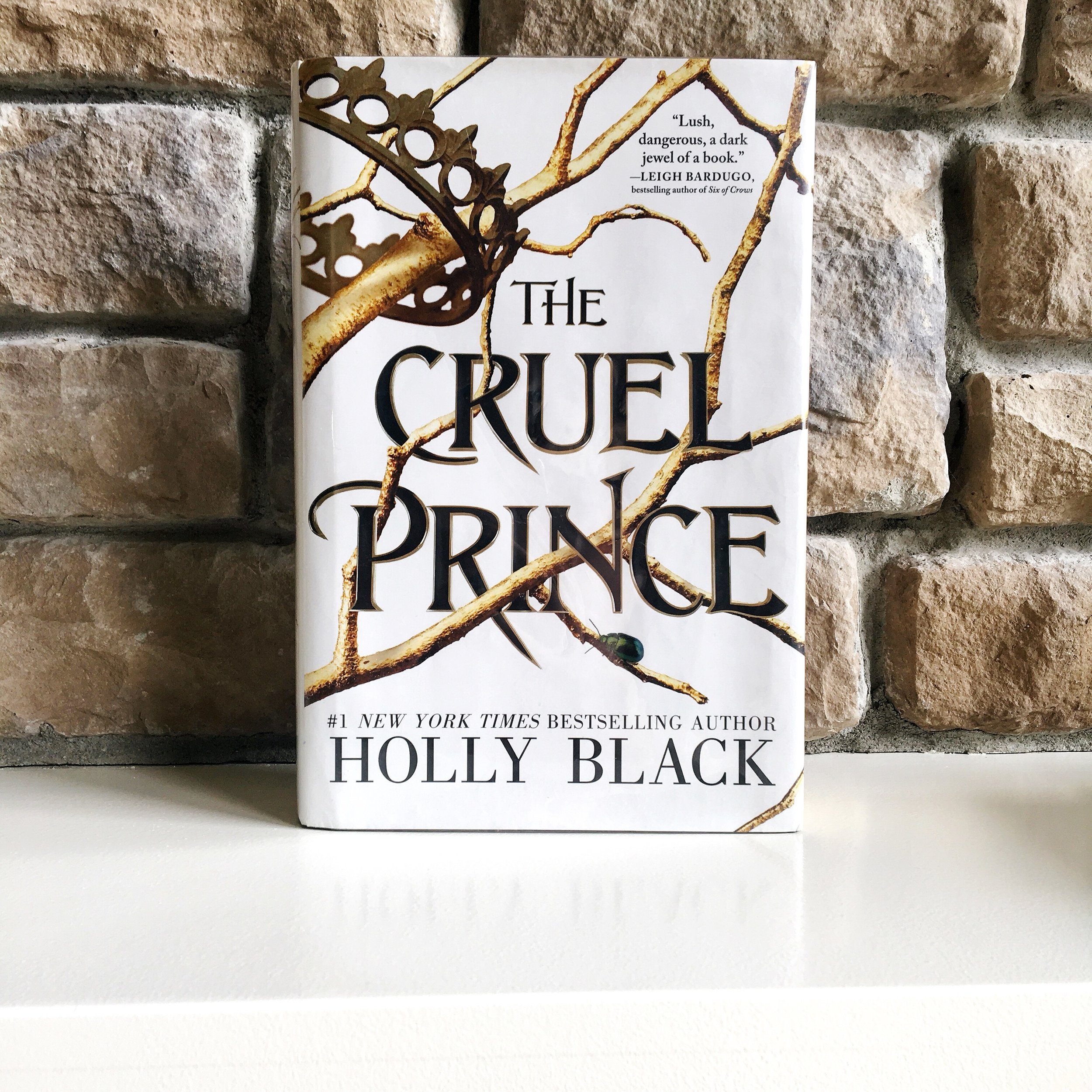 Notable Reads Wrap Up - The Cruel Prince.JPG