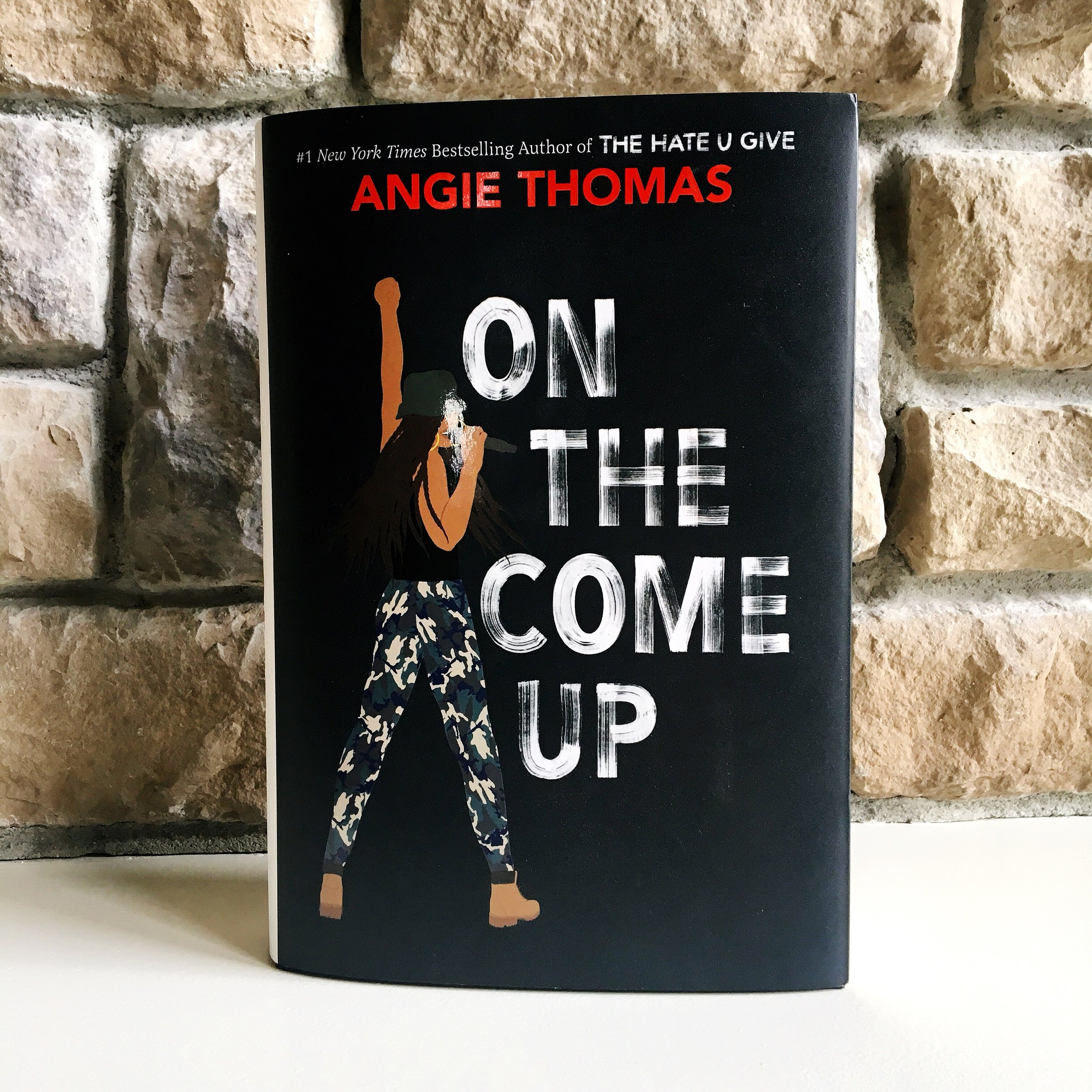 Notable Reads Wrap Up - On the Come Up.JPG
