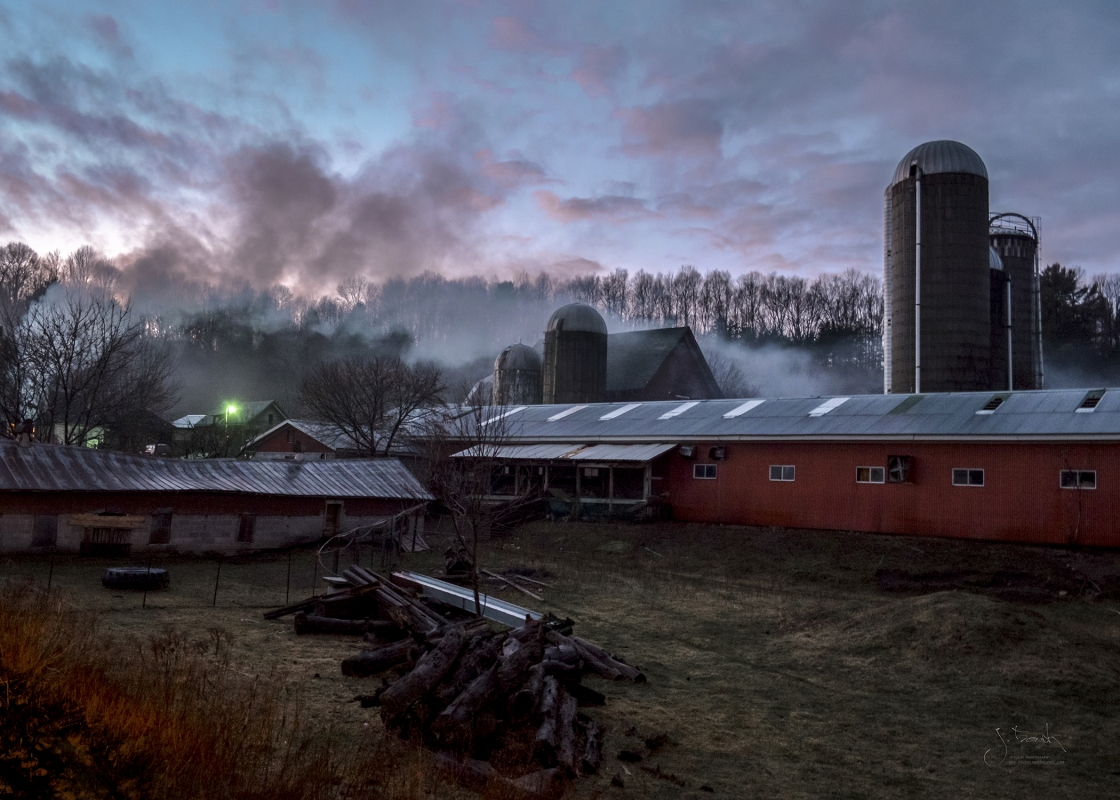 Barn without Goats 6797