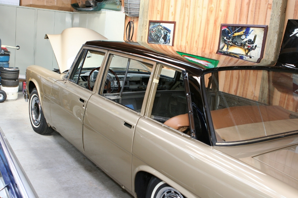 1968 600 SWB