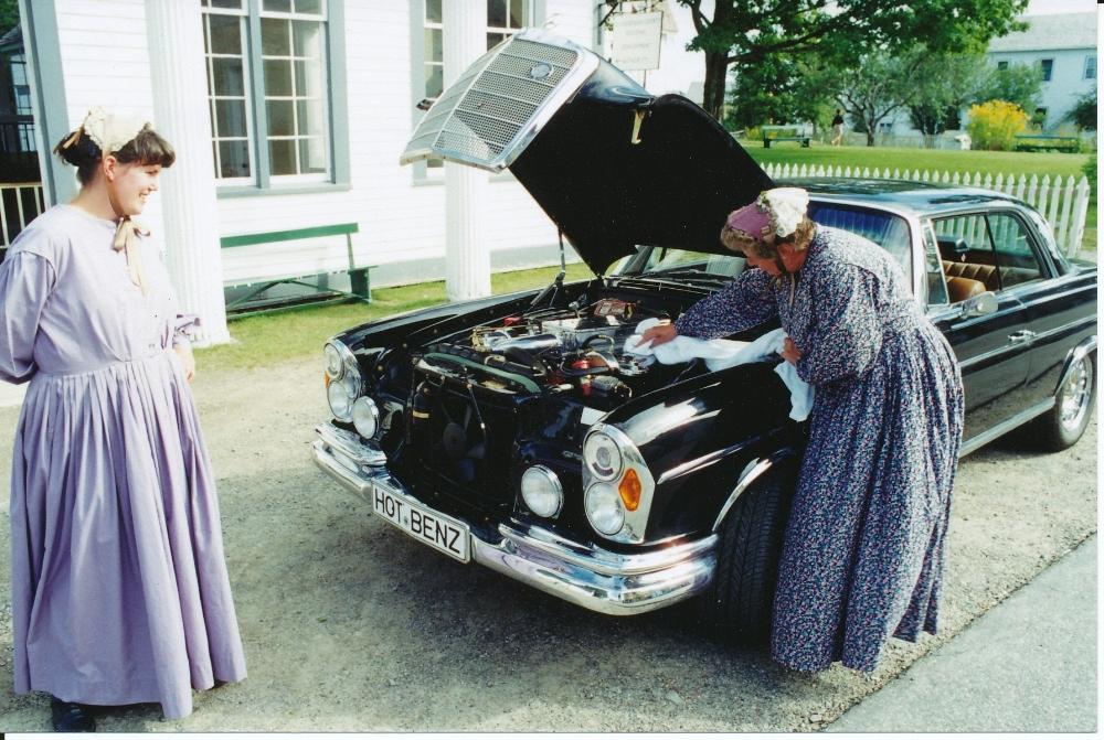 1967 300SE 6.3 Coupe