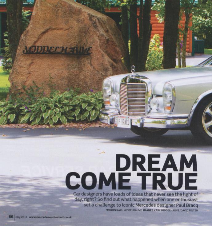 Dream Come True ~ A Special Build 600
