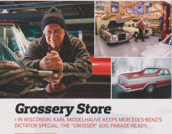 Grossery Store