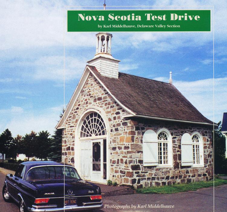 Nova Scotia Test Drive