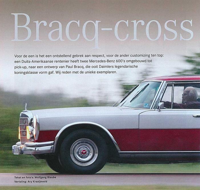 Bracq Crossover