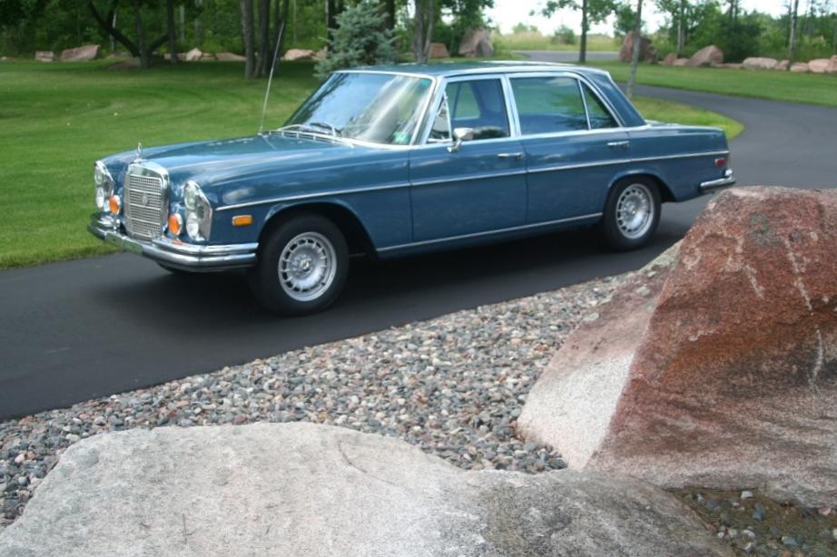 1971 300SEL 3.5