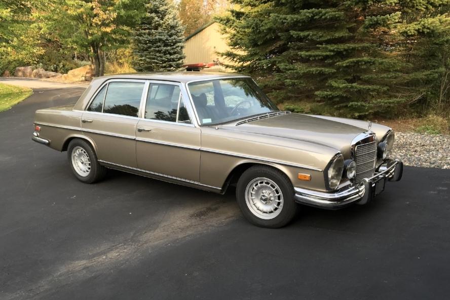 1971 300SEL 6.3
