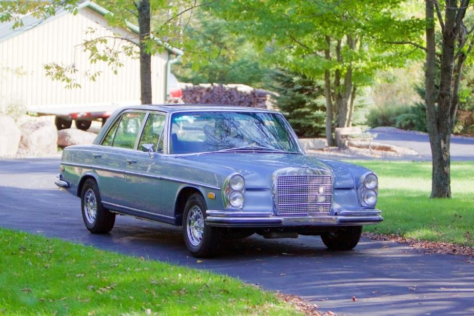 1970 300SEL 6.3