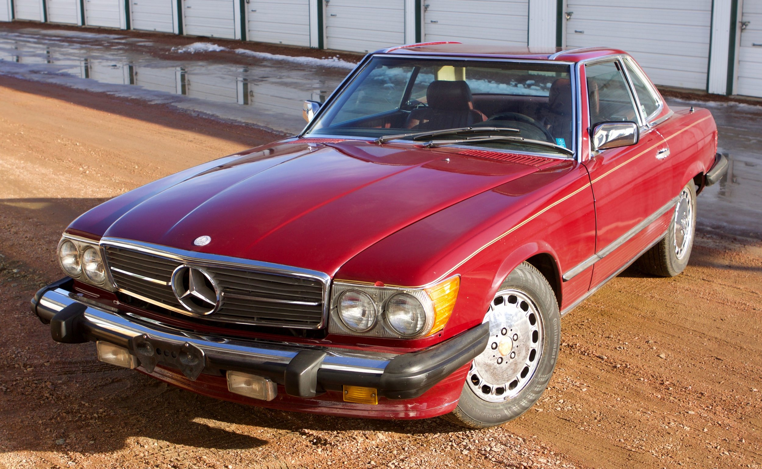 1986 560SL
