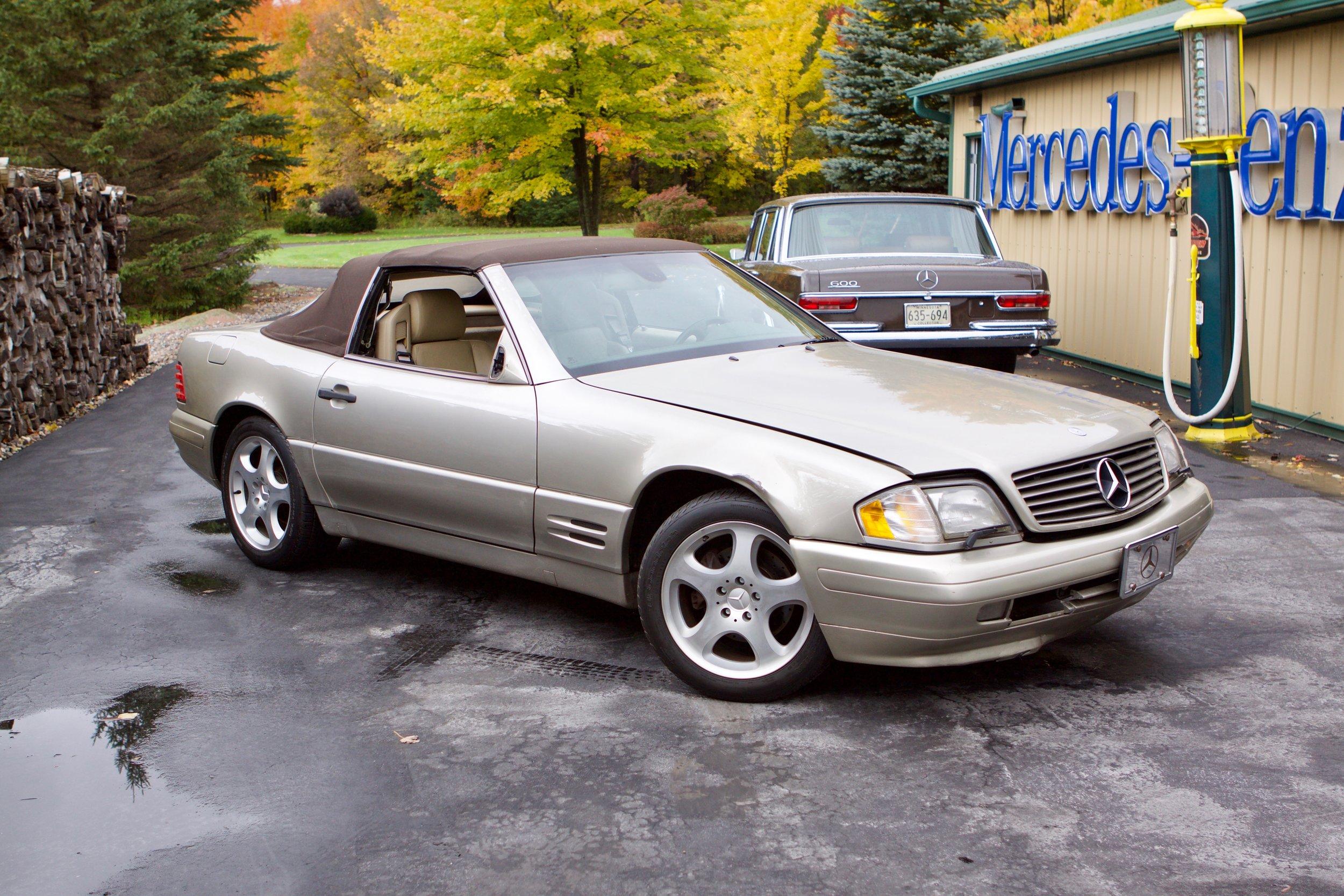 1997 SL320