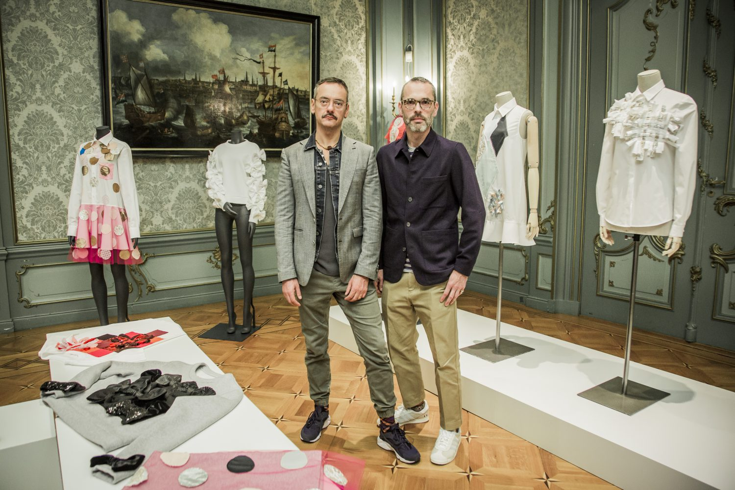 Haute Couture Artisans Viktor Rolf Are Ready To Bring Sustainable Fashion To The Masses Wrapt Magazine