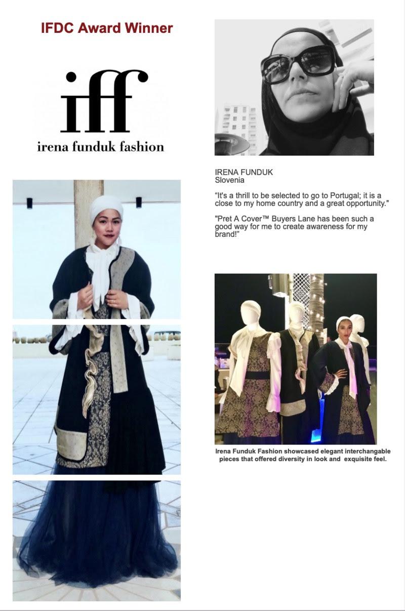 Irena Funduk Fashion