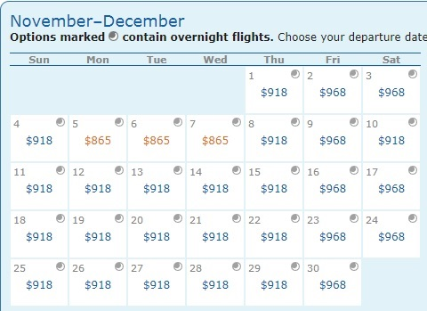 Base Fares Are Often Loaded 10 Months In Advance But It's Not Always Better To Buy This Far Out