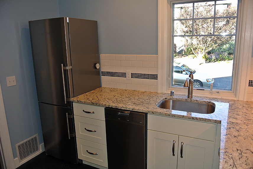 Ballard Kitchen - sink, countertop and cabinetry