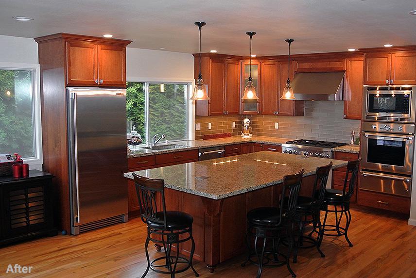Callahan Kitchen after remodel