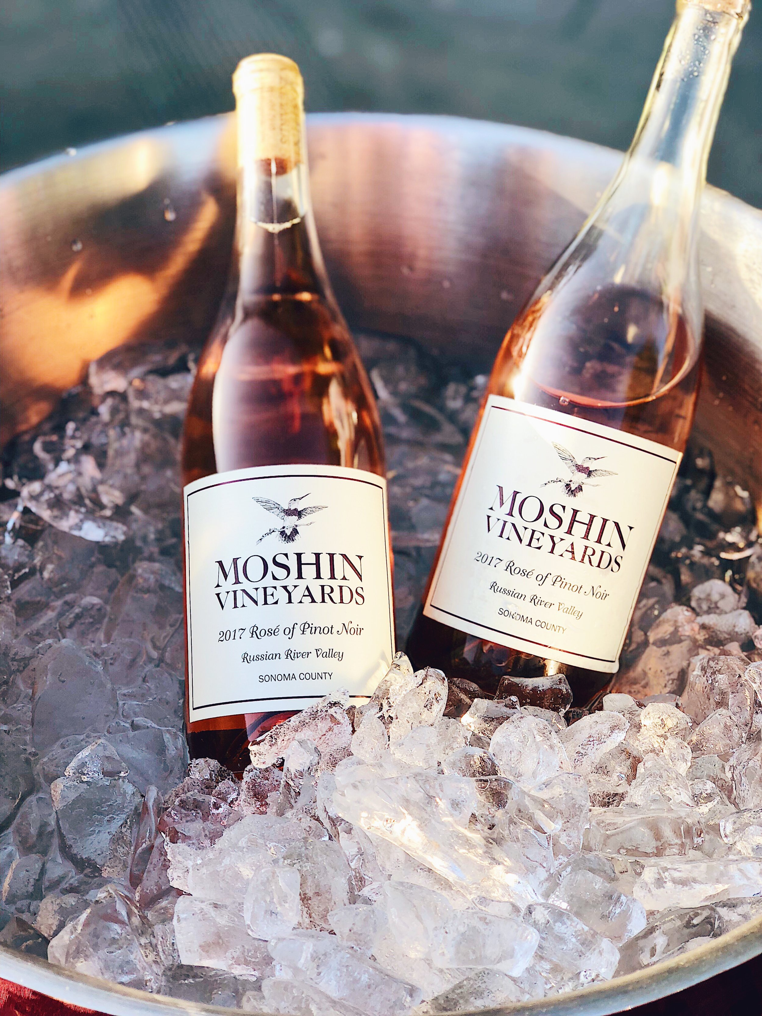 Moshin Vineyards Rosé