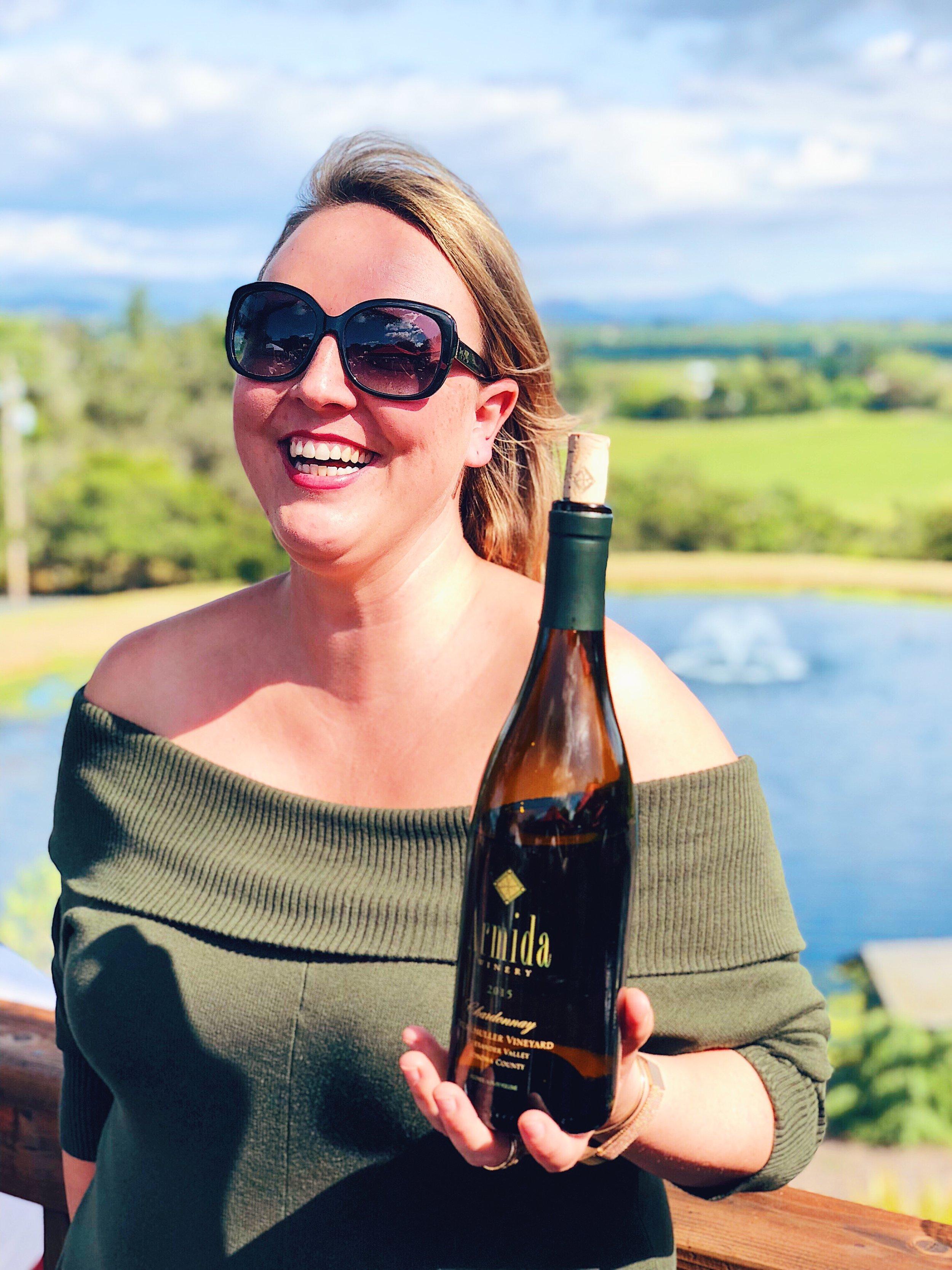 Sonoma Wine Life Armida Winery Tasting