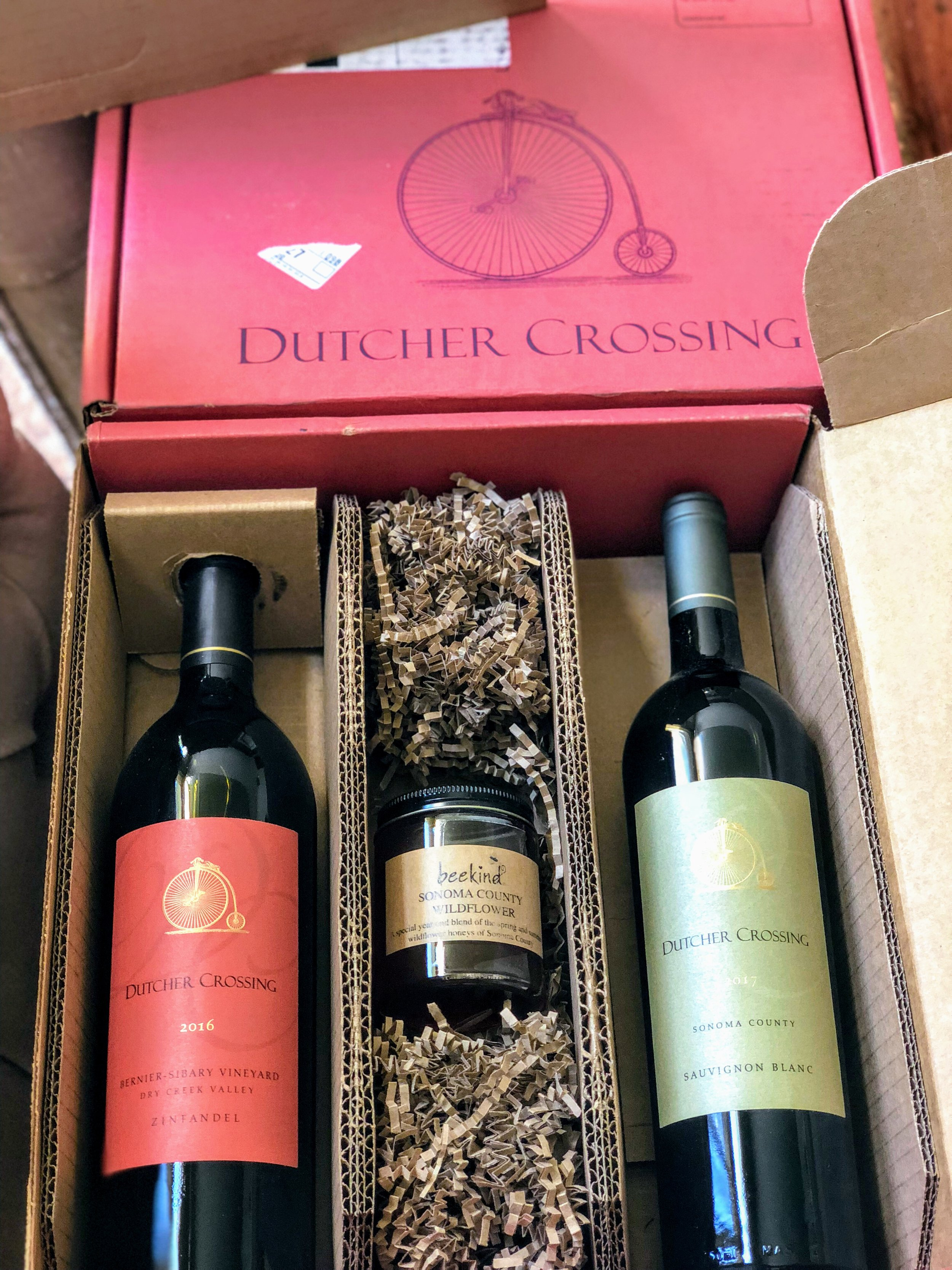 Dutcher Crossing Wine Club Shipment